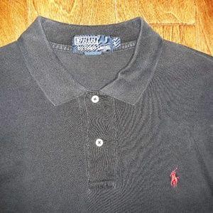 Men's Ralph Lauren Polo long sleeve polo shirt